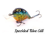 Babyboom Plug | Speckled Blue Gill