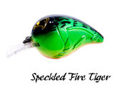 Babyboom Plug | Speckled Fire Tiger