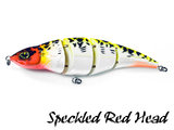 Fatal Attraction Speckled Red Head | Rozemeijer