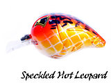Babyboom Plug | Speckled Hot Leopard