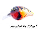 Babyboom Plug | Speckled Red Head