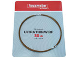 Staaldraad 1x19 (4,5 meter) Rozemeijer Ultra Thin Wire