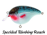 Fat Izy Plug Speckled Blushing Roach | Rozemeijer