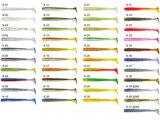 Grubber Shad Skinny 7,5 cm (10 st.) Kleuren