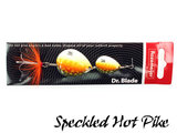 Dr. Blade Tandem Spinner 10 gr. Rozemeijer   Speckled Hot Pike
