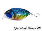 Loki Plug   Speckled Blue Gill