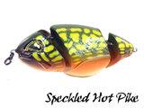 Loki Plug   Speckled Hot Pike