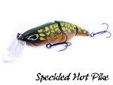 Little Temptation plug   Speckled Hot Pike