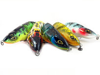 Fatal Attraction Jerkbait 18 cm. (Rozemeijer)