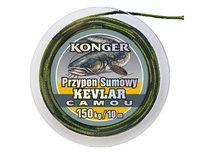 Meerval Kevlar Leader Camou 10 m.