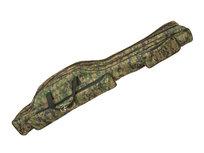 Camouflage Foudraal 3 hengels 140 cm