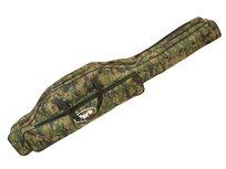 Camouflage Foudraal 2 hengels 160 cm