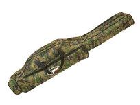 Camouflage Foudraal 2 hengels 150 cm