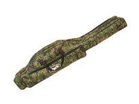 Camouflage Foudraal 2 hengels 120 cm