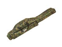 Camouflage Foudraal 2 hengels 100 cm