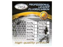 Fluorocarbon Onderlijnen (2 st.)