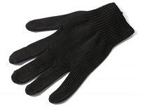 Fileerhandschoen Zwart