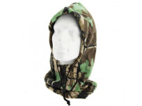 Camo Bivakmuts Fleece