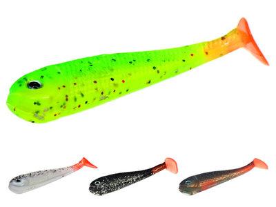 Urban Sense Paddle Tail Dropshot Softbait 6,5 cm. (5 st.)