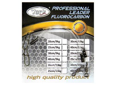 Fluorocarbon Onderlijnen (2 stuks)