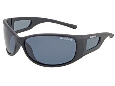 Gepolariseerde Zonnebril Zwart Deluxe