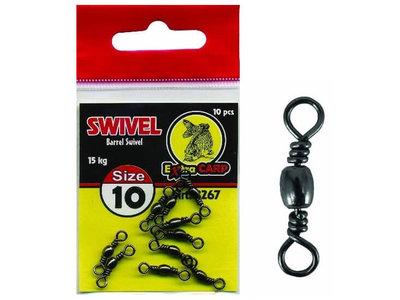 Swivel 10 st. (Extra Carp)
