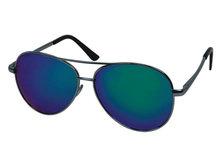 Gepolariseerde Zonnebril Zwart / Blauw