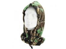 Fleece Bivakmuts Camouflage | NGT