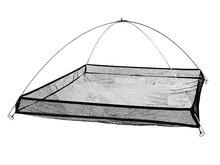 Kruisnet met opstaande rand (100 x 100 cm)